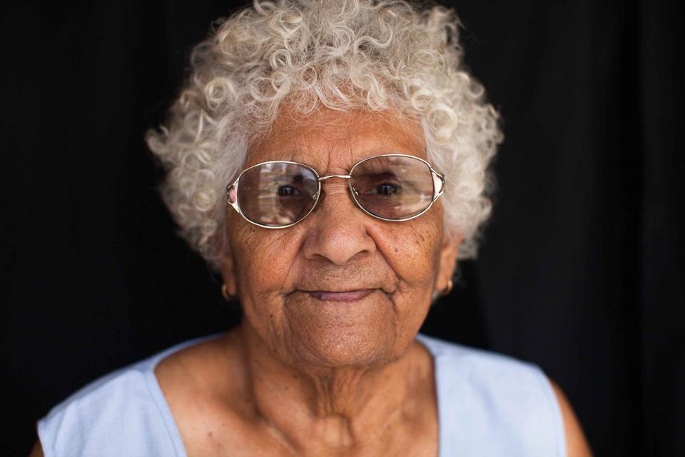 Aunty Violet Carr